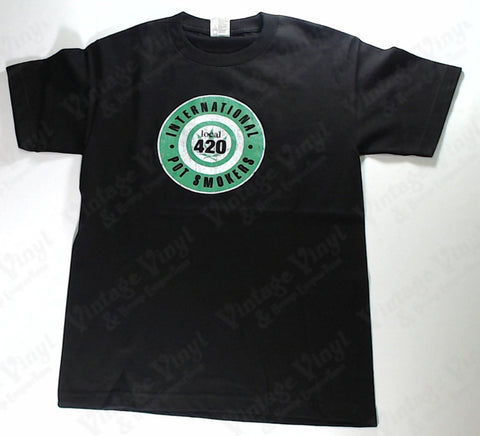 International Pot Smokers - Local 420 Novelty Shirt