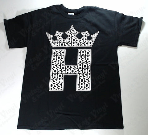HOSS - Letters In H Crown Novelty Shirt