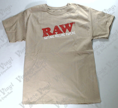RAW - Organic Hemp Tan Shirt