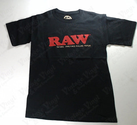 RAW - Raw Life Livin' Black Novelty Shirt