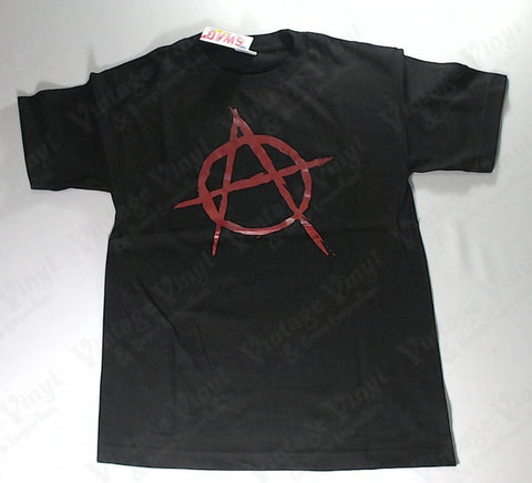 Anarchy - Red Symbol Novelty Shirt