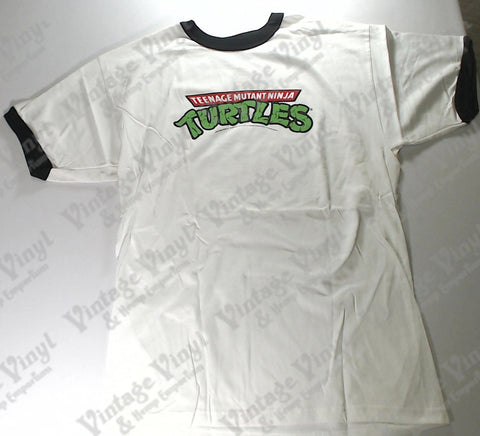 Teenage Mutant Ninja Turtles - Classic Logo White Shirt
