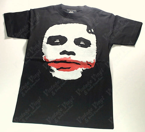Batman - Black And Red Joker Face Shirt