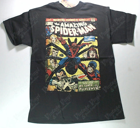 Spider-man - Classic Comic Shirt