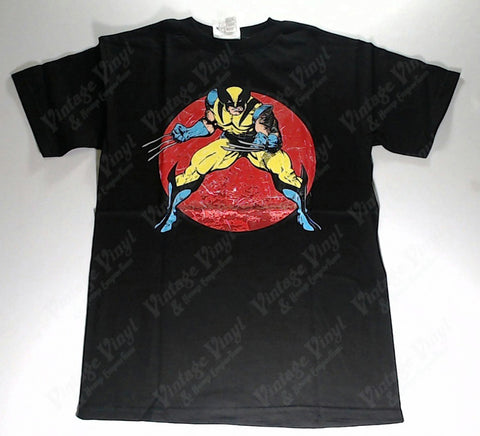 Wolverine - Classic Red Circle Shirt