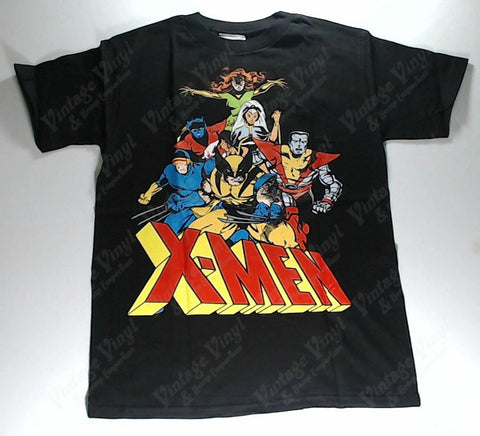 X-Men - Assembled Bold Logo Shirt