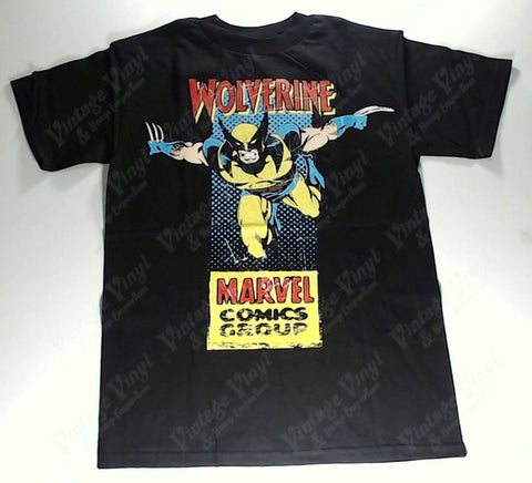 Wolverine - Attacking Marvel Comics Group Shirt