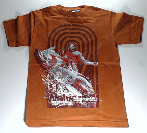 Wolverine - Origins Orange Shirt