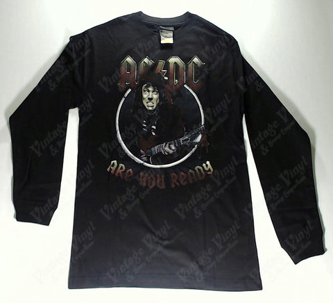 AC/DC - Are You Ready Long Sleeve Shirt