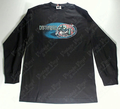 Disturbed - Alien Baby Long Sleeve Shirt