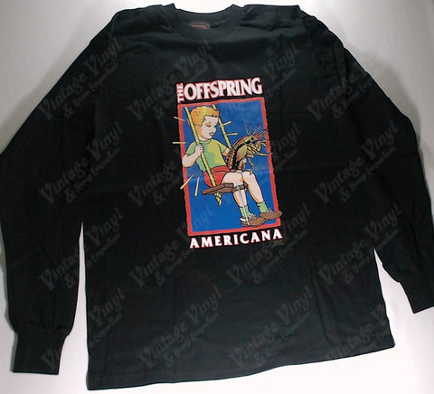 Offspring, The - Americana Long Sleeve Shirt