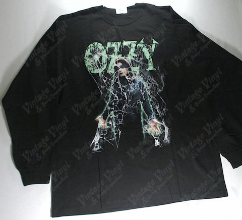 Ozzy - Cobwebs Long Sleeve Shirt