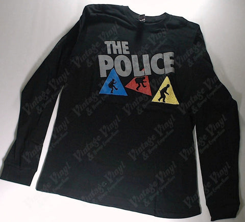 Police, The - Triangles Long Sleeve Shirt