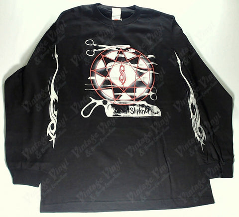 Slipknot - Silver Medical Tools Long Sleeve Shirt