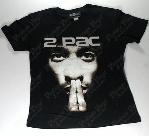 Tupac - Praying Girlie Shirt