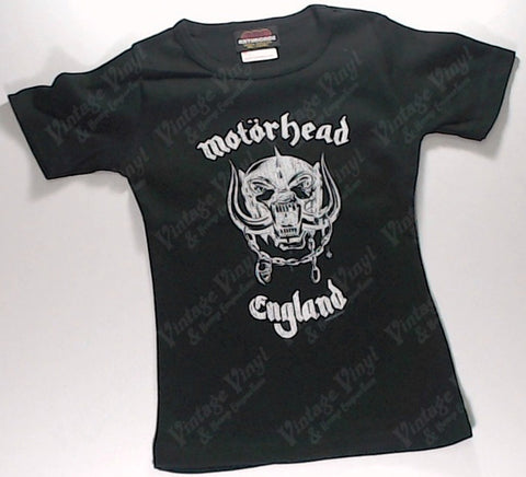 Motorhead - England Girls Youth Shirt