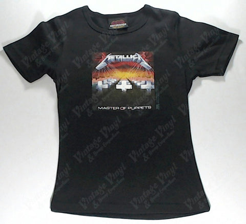Metallica - Master Of Puppets Girls Youth Shirt