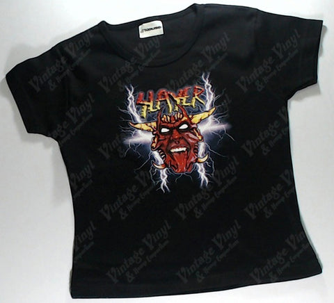 Slayer - Lightning Demon Girls Youth Shirt