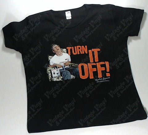 Napoleon Dynamite - Turn It Off! Girls Youth Shirt