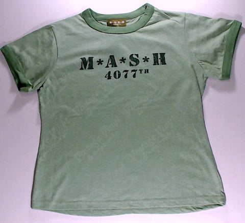 M*A*S*H - 4077th Green Girls Youth Shirt