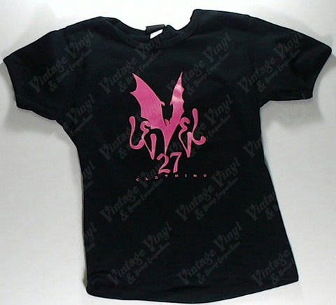 Level 27 - Wings Girls Youth Shirt