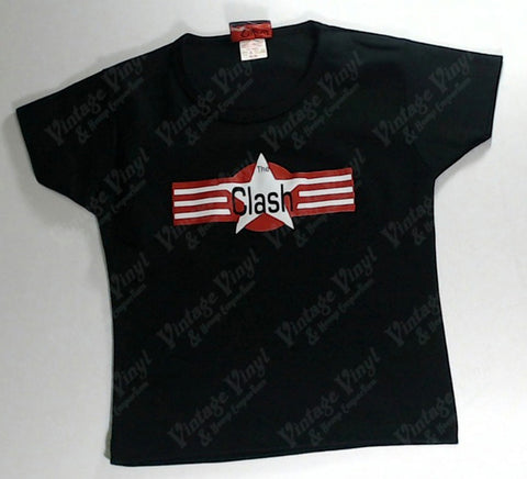 Clash, The - Star Girls Youth Shirt