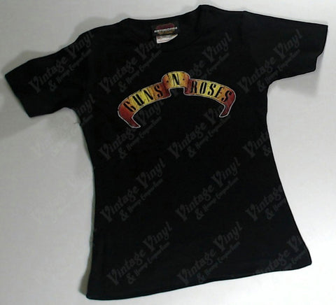 Guns N' Roses - Banner Girls Youth Shirt