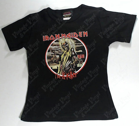 Iron Maiden - I'm A Killer Girls Youth Shirt