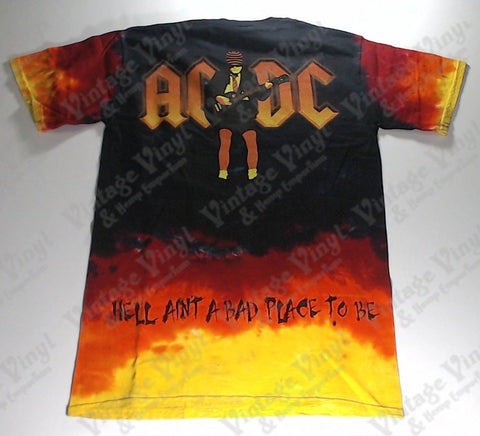 AC/DC - Highway Angus Liquid Blue Shirt