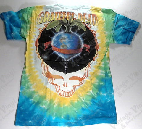 Grateful Dead - Keep It Green Liquid Blue Shirt