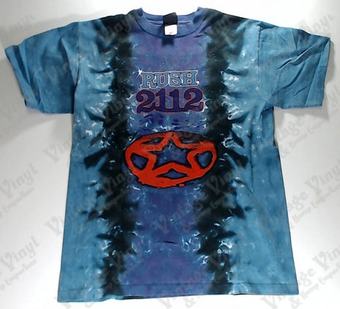Rush - 2112 Liquid Blue Shirt
