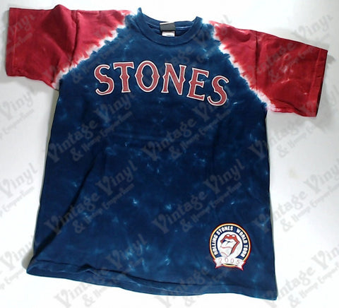 Rolling Stones, The - Stones Boston #05 Jersey Liquid Blue Shirt