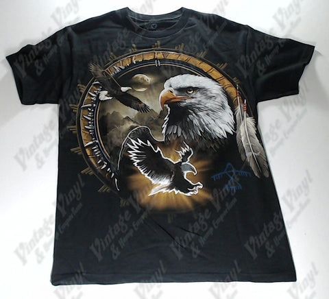 Animals - Spirit Of The Eagle Liquid Blue Shirt