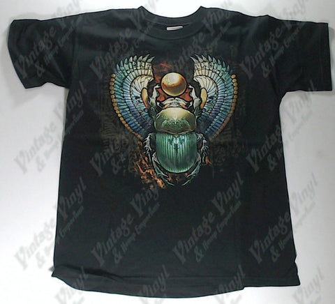 Bugs - Scarab Liquid Blue Shirt