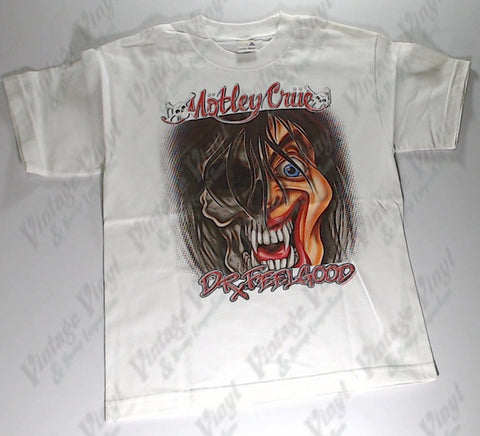 Motley Crue - Dr. Feelgood Boys Youth Shirt