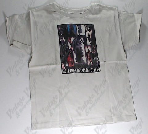 Tupac - Americaz Most Wanted Boys Youth Shirt