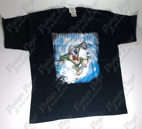 Loony Tunes - Taz Shredding Boys Youth Shirt