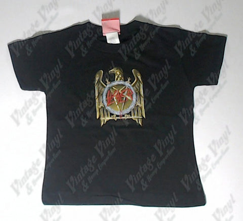 Slayer - Gold Eagle Toddler Shirt