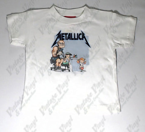 Metallica - Tattooing Toddler Shirt