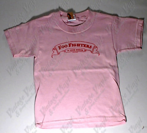Foo Fighters - In Your Honor Pink Toddler Shirt