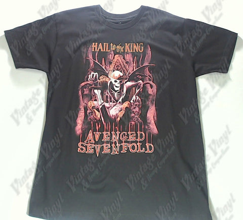 Avenged Sevenfold - Hail To The King Throne Shirt