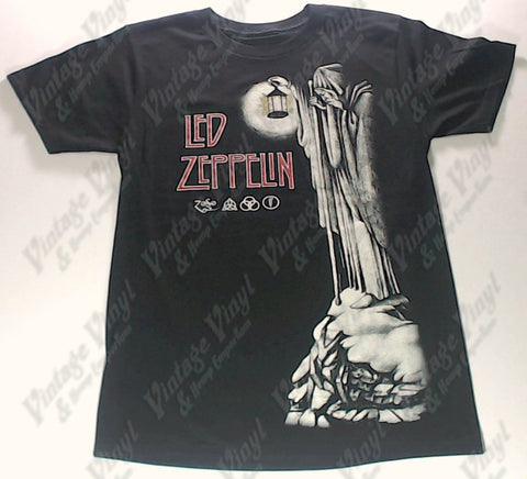 Led Zeppelin - Hermit Large Print Shirt