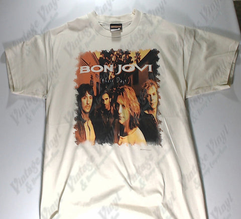 Bon Jovi  - Tan These Days Shirt