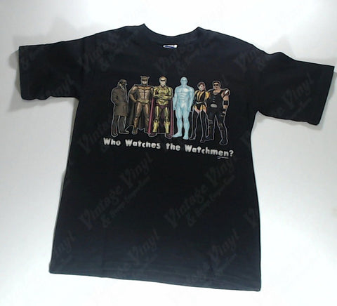 Watchmen - Who Watches The Watchmen? Shirt