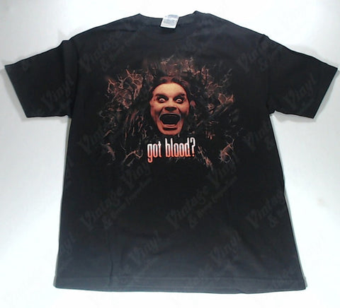 Ozzy - Got Blood? Shirt