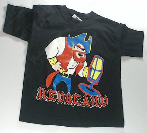 Redbeard - Pirate Logo Youth Shirt