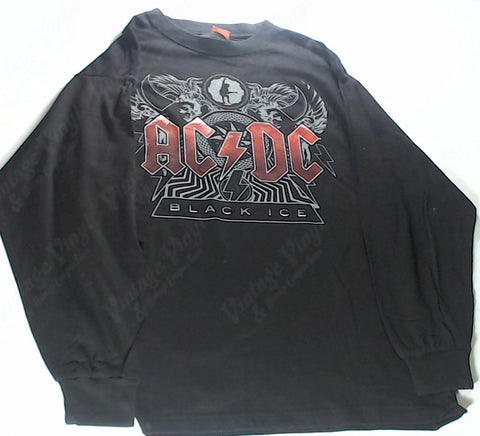 AC/DC - Black Ice Long Sleeve Shirt