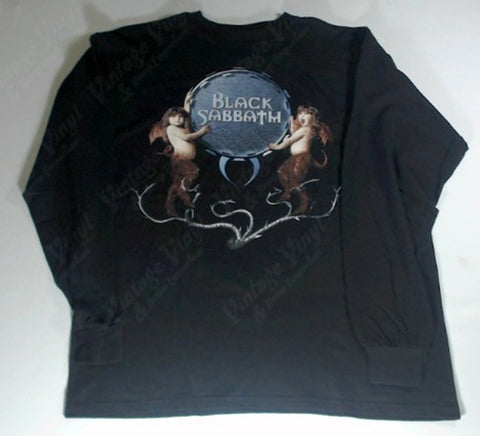 Black Sabbath - Reunion Angels Long Sleeve Shirt
