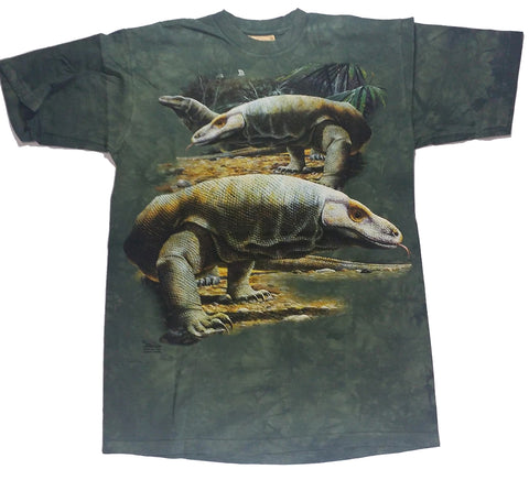 Reptiles - Komodo Dragons Mountain Shirt