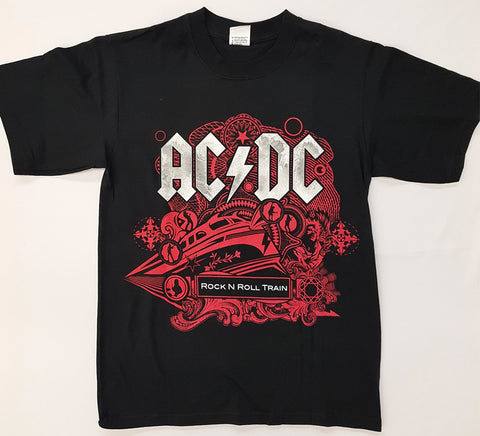 AC/DC - Rock N Roll Train 2009 Tour
